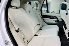 LAND ROVER RANGE ROVER TDV6 VOGUE + GLASS ROOF + IVORY LEATHER + 22 INCH ALLOYS +  - 1786 - 18