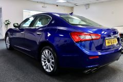 MASERATI GHIBLI D V6 + 1 OWNER FROM NEW + IMMACULATE + CREAM LEATHER +  - 1798 - 5