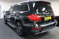MERCEDES GL-CLASS GL350 CDI BLUETEC AMG SPORT + SUN ROOF + 21 INCH ALLOYS + IMMACULATE +  - 1768 - 8