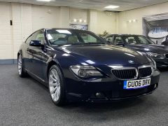 BMW 6 SERIES 630I SPORT + IVORY LEATHER + PAN ROOF + IMMACULATE +  - 1490 - 3