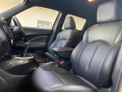 NISSAN JUKE TEKNA DCI + FULL LEATHER + IMMACULATE + BIG SPECIFICATION + - 1676 - 21