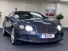 BENTLEY CONTINENTAL GT + MULLINER DRIVING SPEC + TAN SADDLE NEWMARKET HIDE + STUNNING + - 1353 - 3