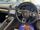 PORSCHE 718 CAYMAN + 2 TONE LEATHER + CRUISE CONTROL + CLIMATE - 1164 - 39