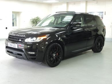 Used LAND ROVER RANGE ROVER SPORT in Cardiff for sale