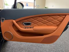 BENTLEY CONTINENTAL GT + MULLINER DRIVING SPEC + TAN SADDLE NEWMARKET HIDE + STUNNING + - 1353 - 28