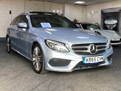 MERCEDES C-CLASS C250 D AMG LINE PREMIUM PLUS + GLASS PAN ROOF + BIG SPEC + FREE DELIVERY + BUY ONLINE + - 1651 - 4