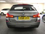 BMW 5 SERIES 520D M SPORT TOURING + DAKOTA LEATHER + DAB + CRUISE + - 1247 - 8