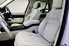 LAND ROVER RANGE ROVER TDV6 VOGUE + GLASS ROOF + IVORY LEATHER + 22 INCH ALLOYS +  - 1786 - 13