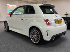 Fiat\Abarth 500 595 TURISMO + RED LEATHER + LOW MILES +  - 1584 - 8