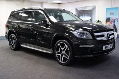 MERCEDES GL-CLASS GL350 CDI BLUETEC AMG SPORT + SUN ROOF + 21 INCH ALLOYS + IMMACULATE +  - 1768 - 1