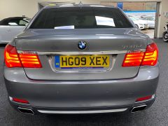 BMW 7 SERIES 750I LI + BIG SPECIFICATION + COMFORT SEATS + OYTER LEATHER +  - 1487 - 9