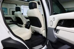 LAND ROVER RANGE ROVER TDV6 VOGUE + GLASS ROOF + IVORY LEATHER + 22 INCH ALLOYS +  - 1786 - 16