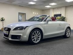 AUDI TT TDI QUATTRO SPORT + FULL RED LEATHER +  - 1545 - 6