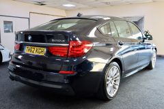 BMW 5 SERIES 520D M SPORT GRAN TURISMO + PANORAMIC GLASS ROOF + IVORY LEATHER +  - 1760 - 10