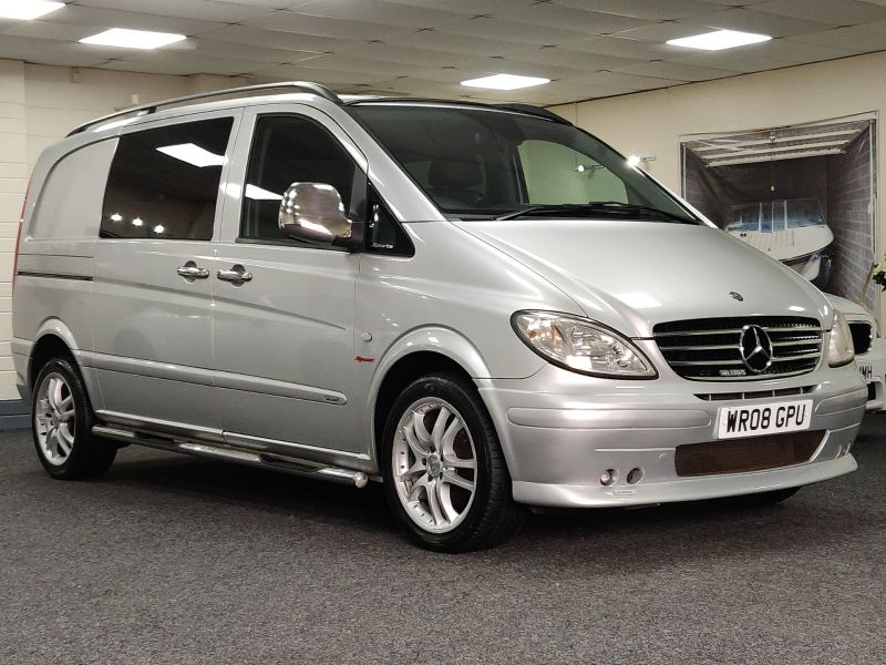 Used MERCEDES VITO in Cardiff for sale