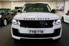 LAND ROVER RANGE ROVER TDV6 VOGUE + GLASS ROOF + IVORY LEATHER + 22 INCH ALLOYS +  - 1786 - 3