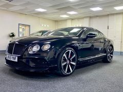 BENTLEY CONTINENTAL GT V8 S + MULLINER SPECIFICATION + SPORTS EXHAUST + FULL BELTLEY HISTORY ( JUST SERVICED ) - 1746 - 7