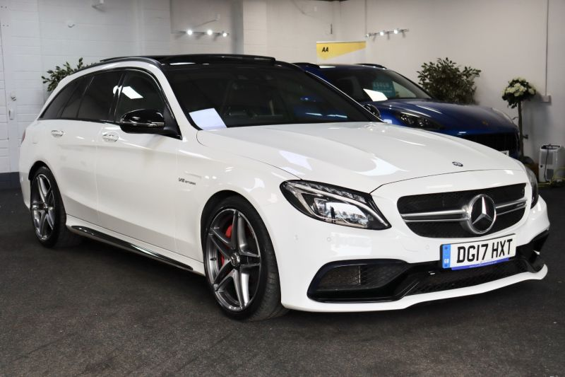 Used MERCEDES C-CLASS in Cardiff for sale