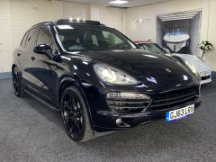PORSCHE CAYENNE D V8 S TIPTRONIC S +  £21350 WORTH OF EXTRAS + PORSCHE WARRANTY + IMMACULATE +  - 1675 - 3