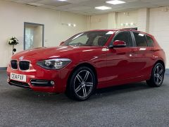 BMW 1 SERIES 116I SPORT + IMMACULATE + LOW MILES + 1 PREVIOUS OWNER +  - 1697 - 7