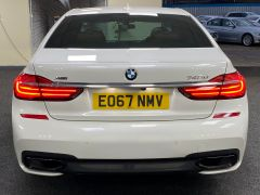 BMW 7 SERIES 740D XDRIVE M SPORT + SUNROOF + COGNAC EXCLUSIVE LEATHER + - 1422 - 9