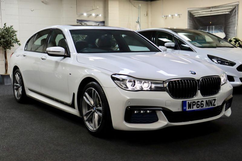 Used BMW 7 SERIES in Cardiff for sale