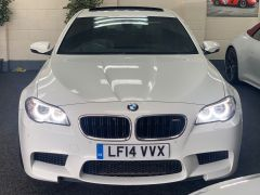 BMW 5 SERIES M5 + NAV + HEAD UP + LEATHER + ELECTRIC ROOF + - 1392 - 5