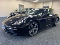 PORSCHE 718 CAYMAN + 2 TONE LEATHER + CRUISE CONTROL + CLIMATE - 1164 - 8