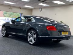 BENTLEY CONTINENTAL GT + MULLINER DRIVING SPEC + TAN SADDLE NEWMARKET HIDE + STUNNING + - 1353 - 7