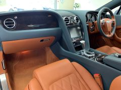 BENTLEY CONTINENTAL GT + MULLINER DRIVING SPEC + TAN SADDLE NEWMARKET HIDE + STUNNING + - 1353 - 17