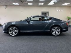 BENTLEY CONTINENTAL GT + MULLINER DRIVING SPEC + TAN SADDLE NEWMARKET HIDE + STUNNING + - 1353 - 6