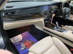BMW 7 SERIES 750I LI + BIG SPECIFICATION + COMFORT SEATS + OYTER LEATHER +  - 1487 - 21