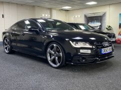 AUDI A7 TDI QUATTRO BLACK EDITION 3.0 V6 BI TURBO + BIG SPEC + HEADS UP + SUNROOF + FREE DELIVERY + SPORTS EXHAUST +  - 1600 - 1