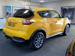 NISSAN JUKE TEKNA DCI + FULL LEATHER + IMMACULATE + BIG SPECIFICATION + - 1676 - 8
