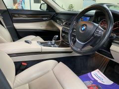 BMW 7 SERIES 750I LI + BIG SPECIFICATION + COMFORT SEATS + OYTER LEATHER +  - 1487 - 3