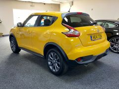 NISSAN JUKE TEKNA DCI + FULL LEATHER + IMMACULATE + BIG SPECIFICATION + - 1676 - 7