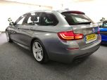 BMW 5 SERIES 520D M SPORT TOURING + DAKOTA LEATHER + DAB + CRUISE + - 1247 - 7